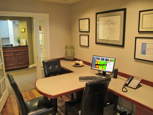 Our Office Consult Room