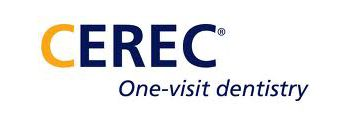 Cerec - one-visit dentistry logo.