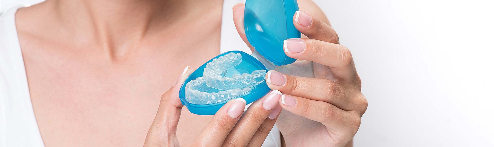 Invisalign - Invisible Braces.