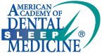 American Academy of Dental Sleep Medicine logo.