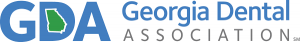 Georgia Dental Association logo.