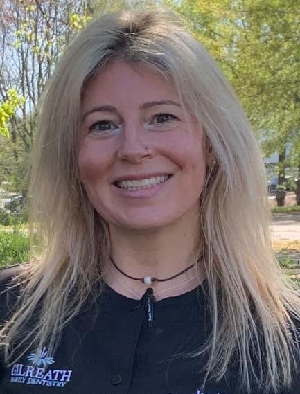 Jenny, Treatment Assistant at Gilreath Family Dentistry Marietta, GA.